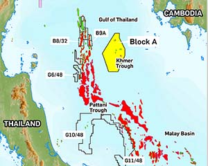 First Cambodian oil field wins FID